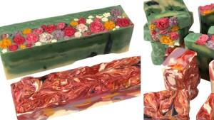 kvetinové mýdlo 2